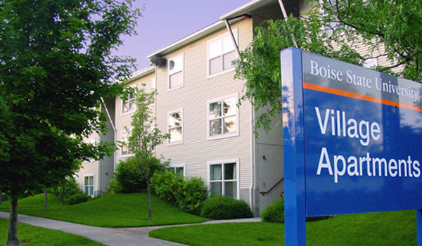 Boise state university apartments trout architects for Boise residential architects