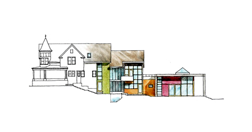 Project categories single family trout architects for Boise residential architects